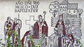 Symboliczna rocznica Chrztu Polski