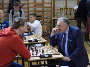 Międzynarodowy Turniej Szachowy – Rogi 2021